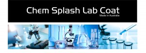 Chemical Splash Lab Coat Header 2019